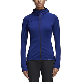 adidas TERREX TraceRocker Jacket Women Mystery Ink